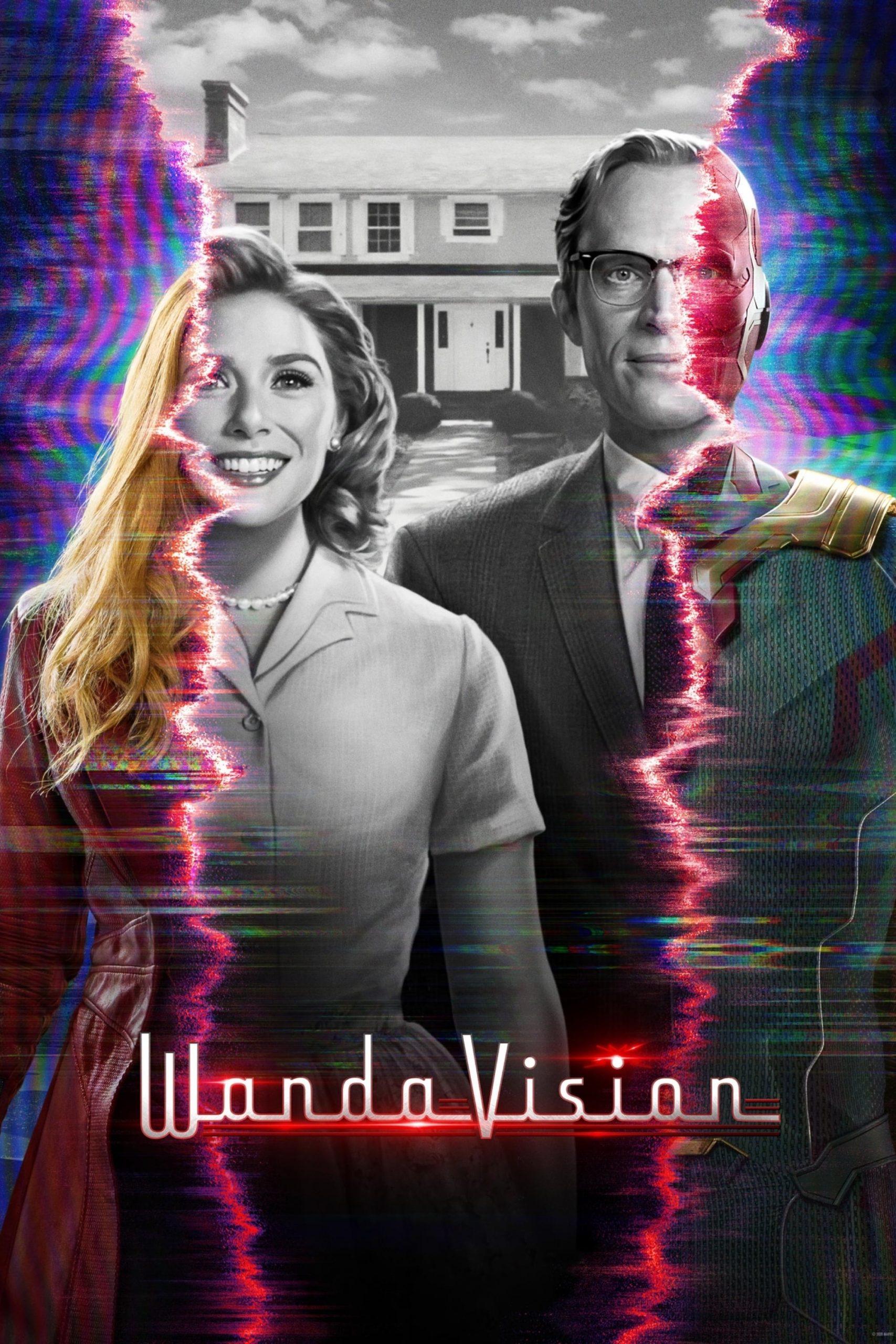 دانلود سریال WandaVision با دوبله فارسی