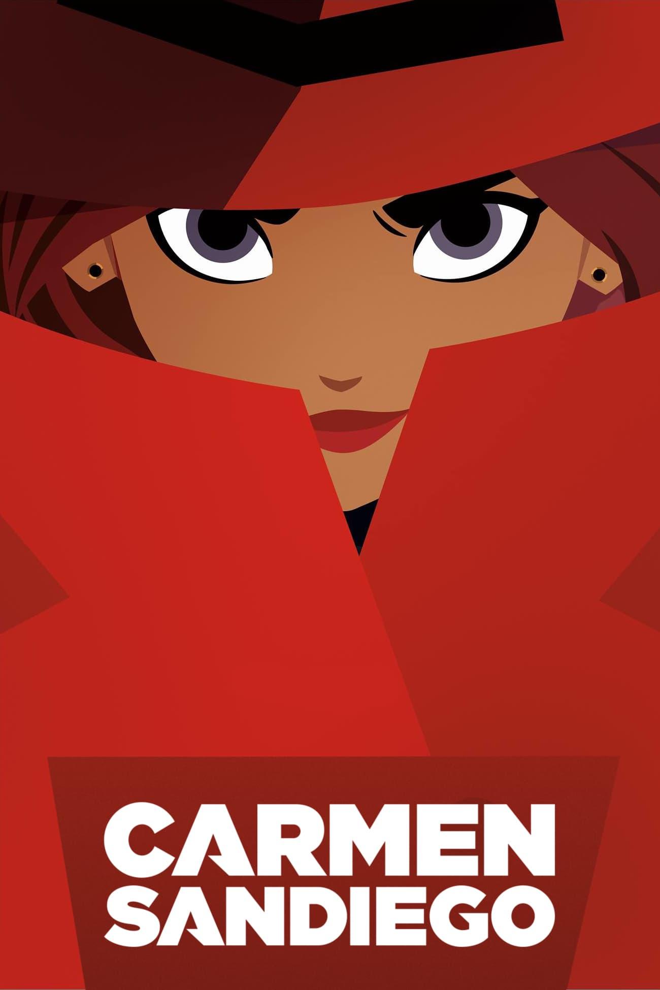دانلود انیمیشن سریالی Carmen Sandiego