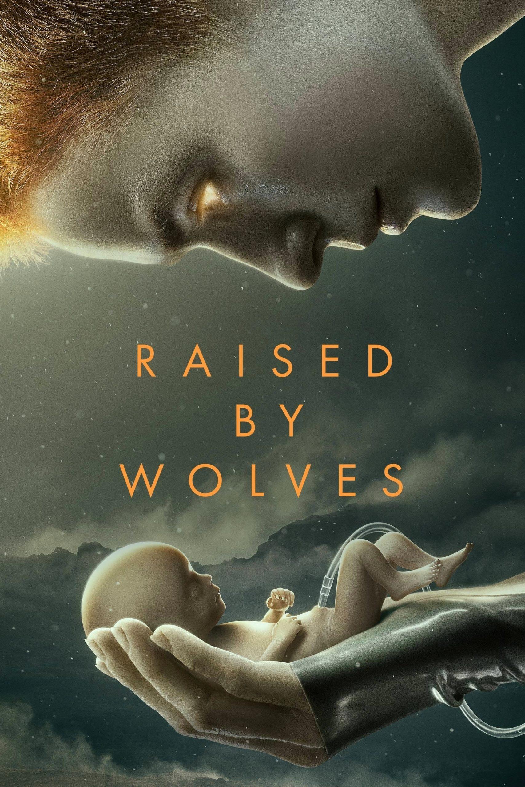 دانلود سریالRaised by Wolves با دوبله فارسی