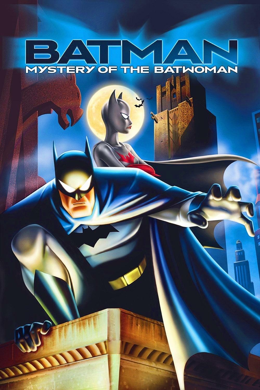 دانلود انیمیشن Batman: Mystery of the Batwoman 2003