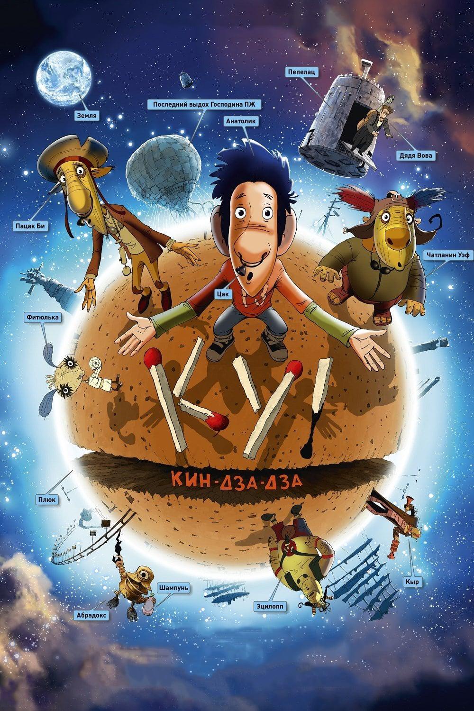 دانلود انیمیشن Ku! Kin-dza-dza 2013
