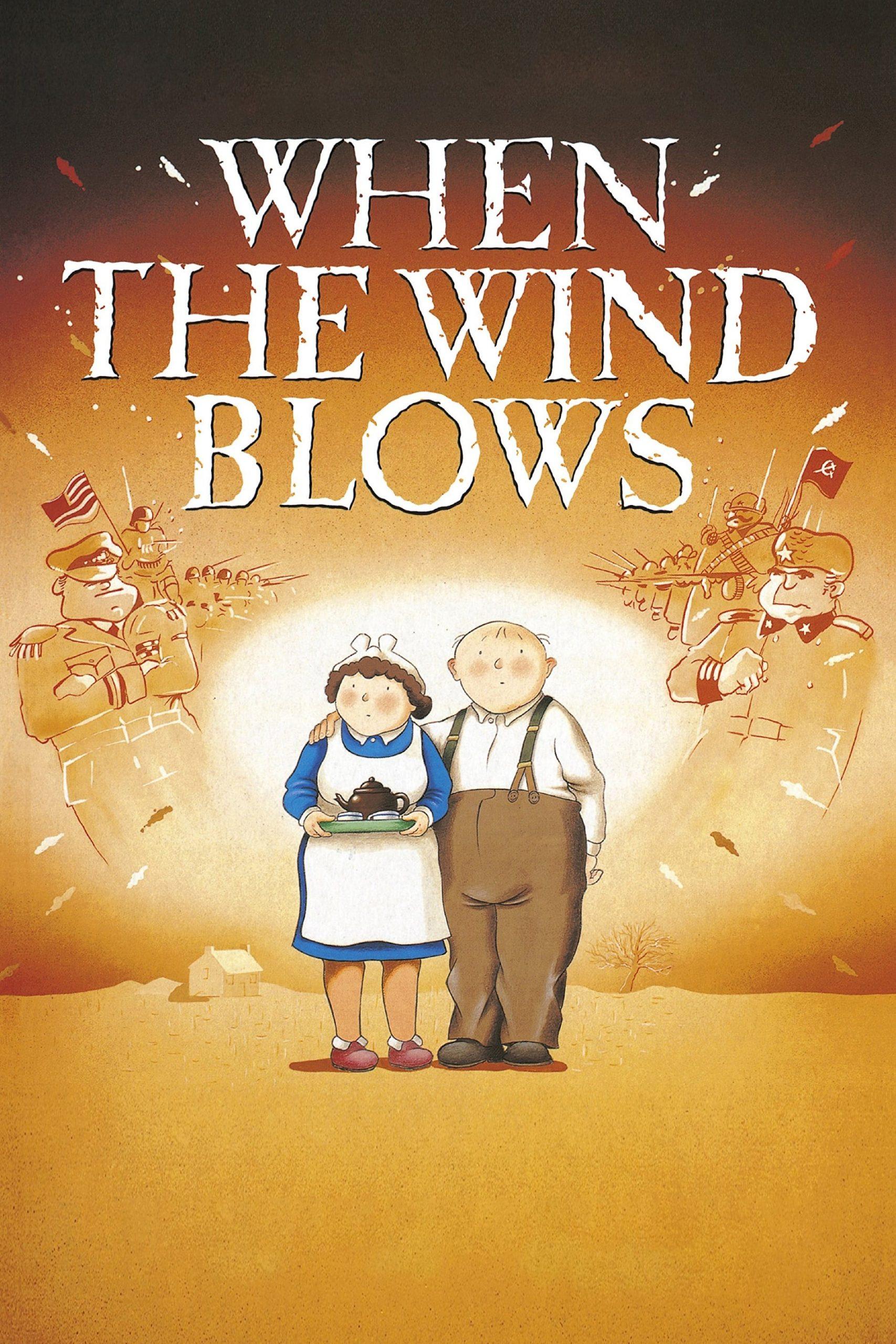 دانلود انیمیشن When the Wind Blows 1986