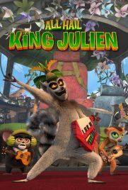دانلود انیمیشن سریالیAll Hail King Julien با دوبله فارسی