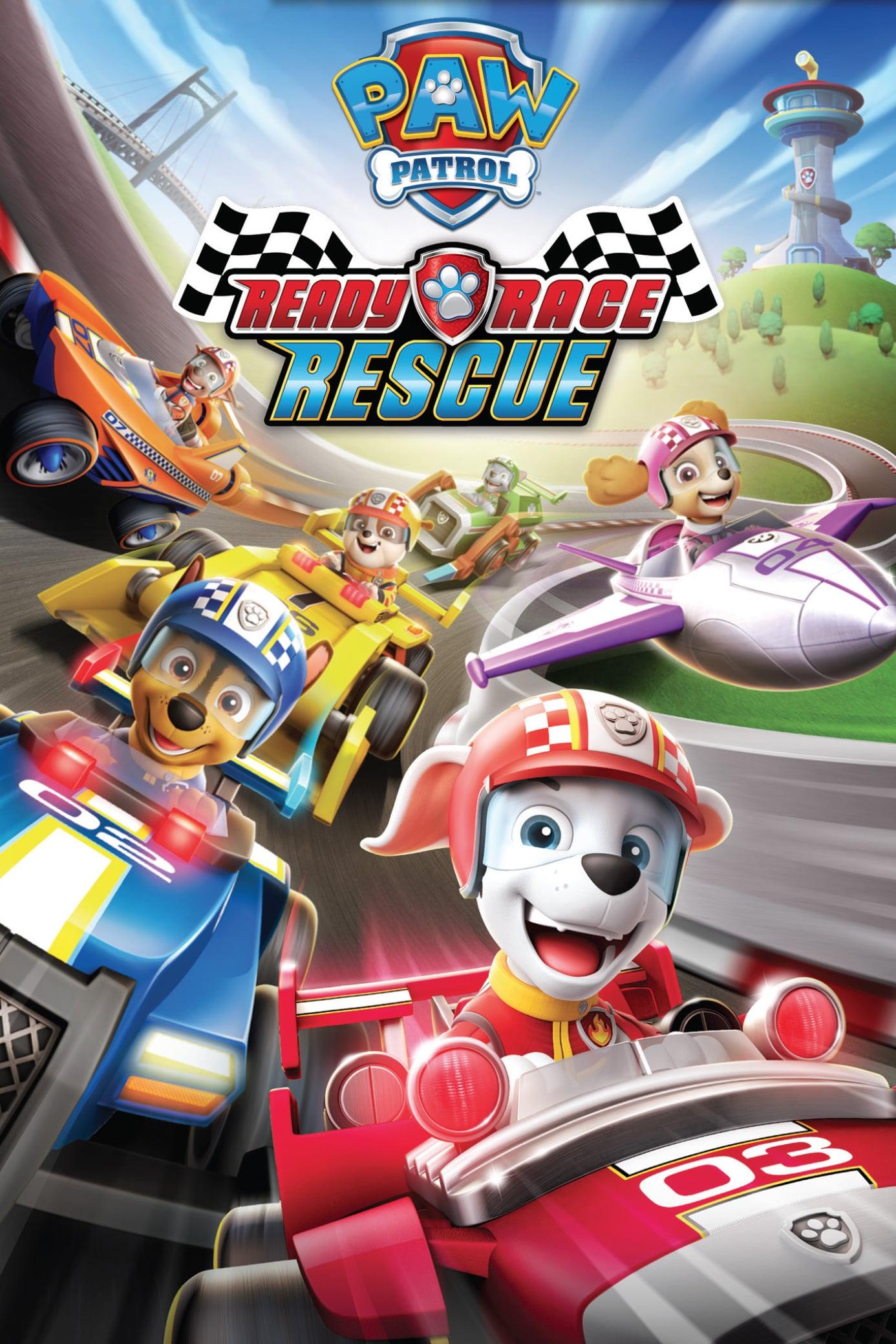 دانلود انیمیشنPaw Patrol: Ready Race Rescue! 2019 با دوبله فارسی