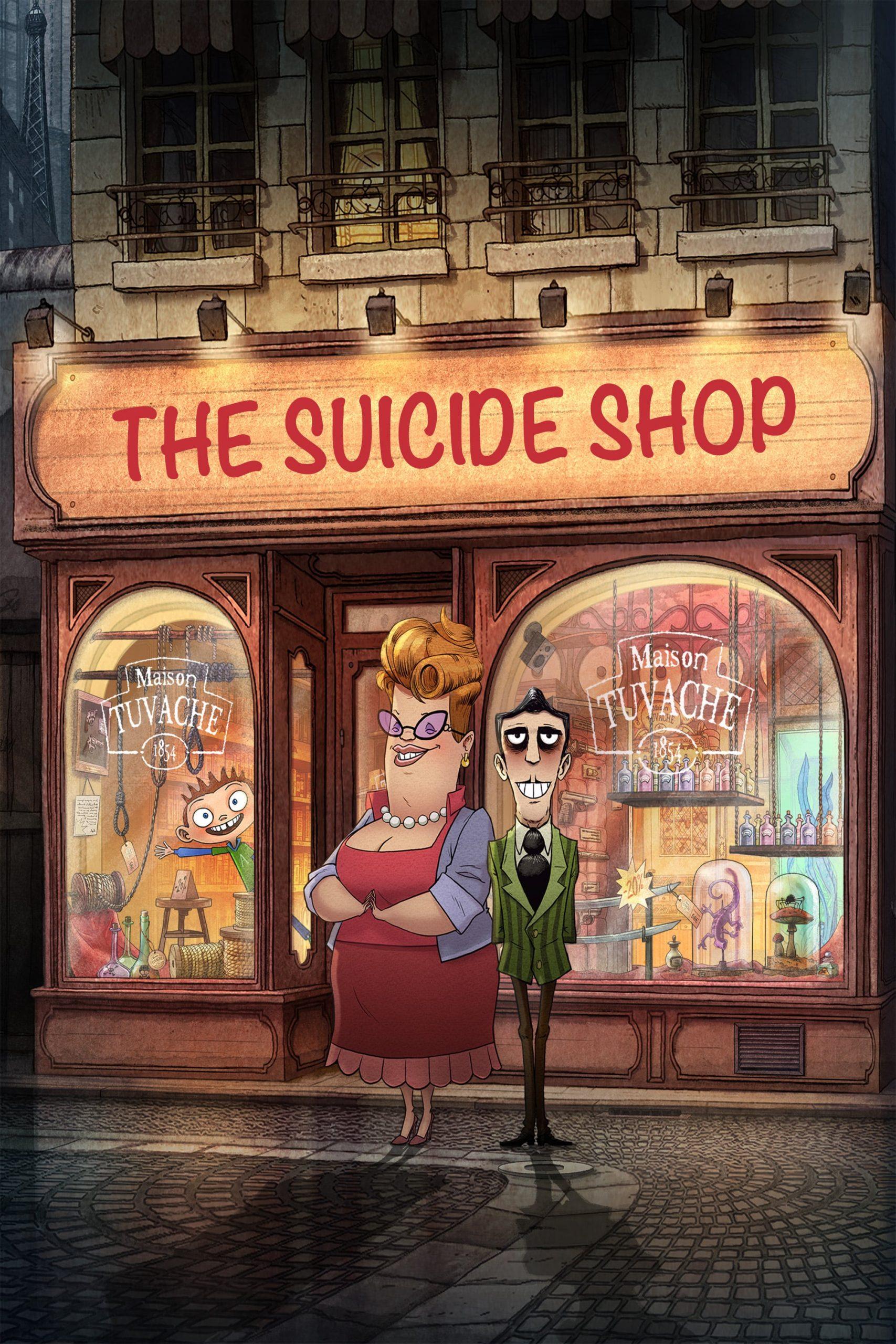 دانلود فیلم The Suicide Shop 2012
