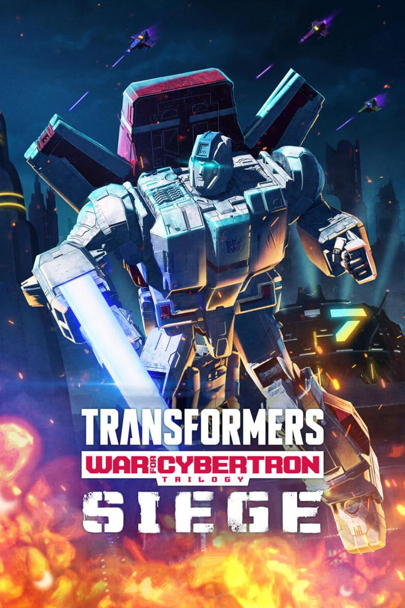 دانلود انیمیشن سریالیTransformers: War for Cybertron با دوبله فارسی