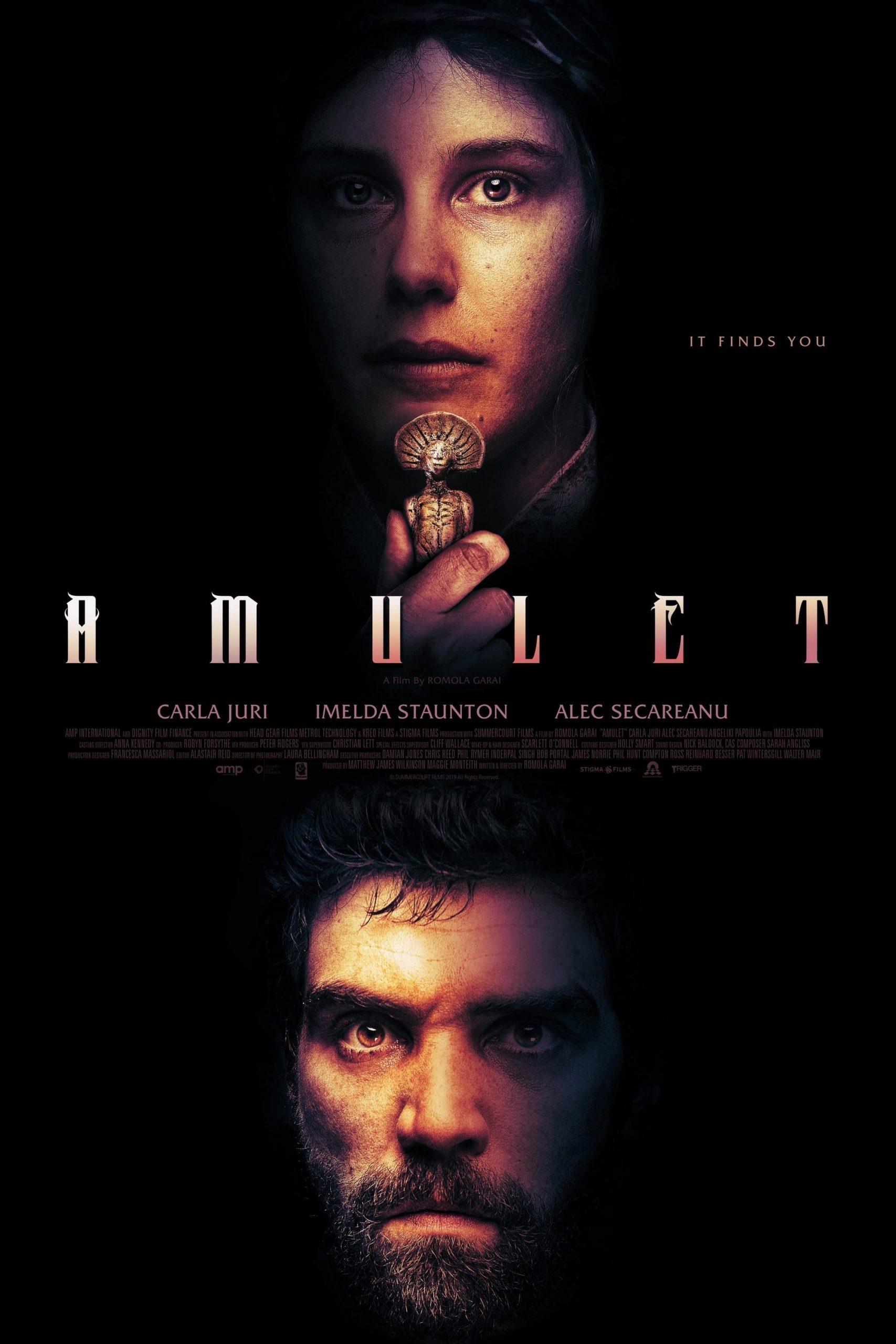 دانلود فیلم Amulet 2020