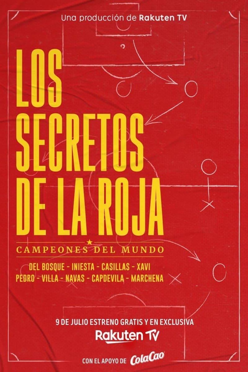 دانلود فیلم Los secretos de La Roja – Campeones del mundo 2020