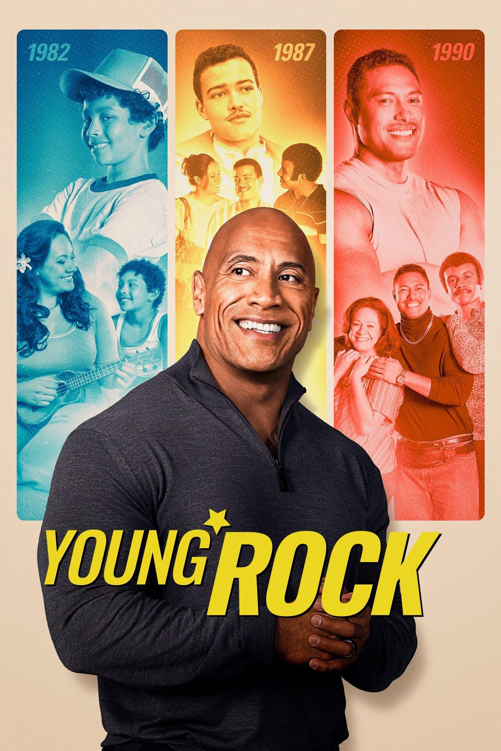 دانلود سریال Young Rock