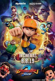 دانلود انیمیشن BoBoiBoy Movie 2 2019 با دوبله فارسی
