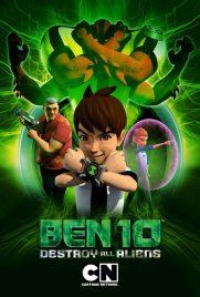 دانلود انیمیشن Ben 10: Destroy All Aliens 2012 با دوبله فارسی
