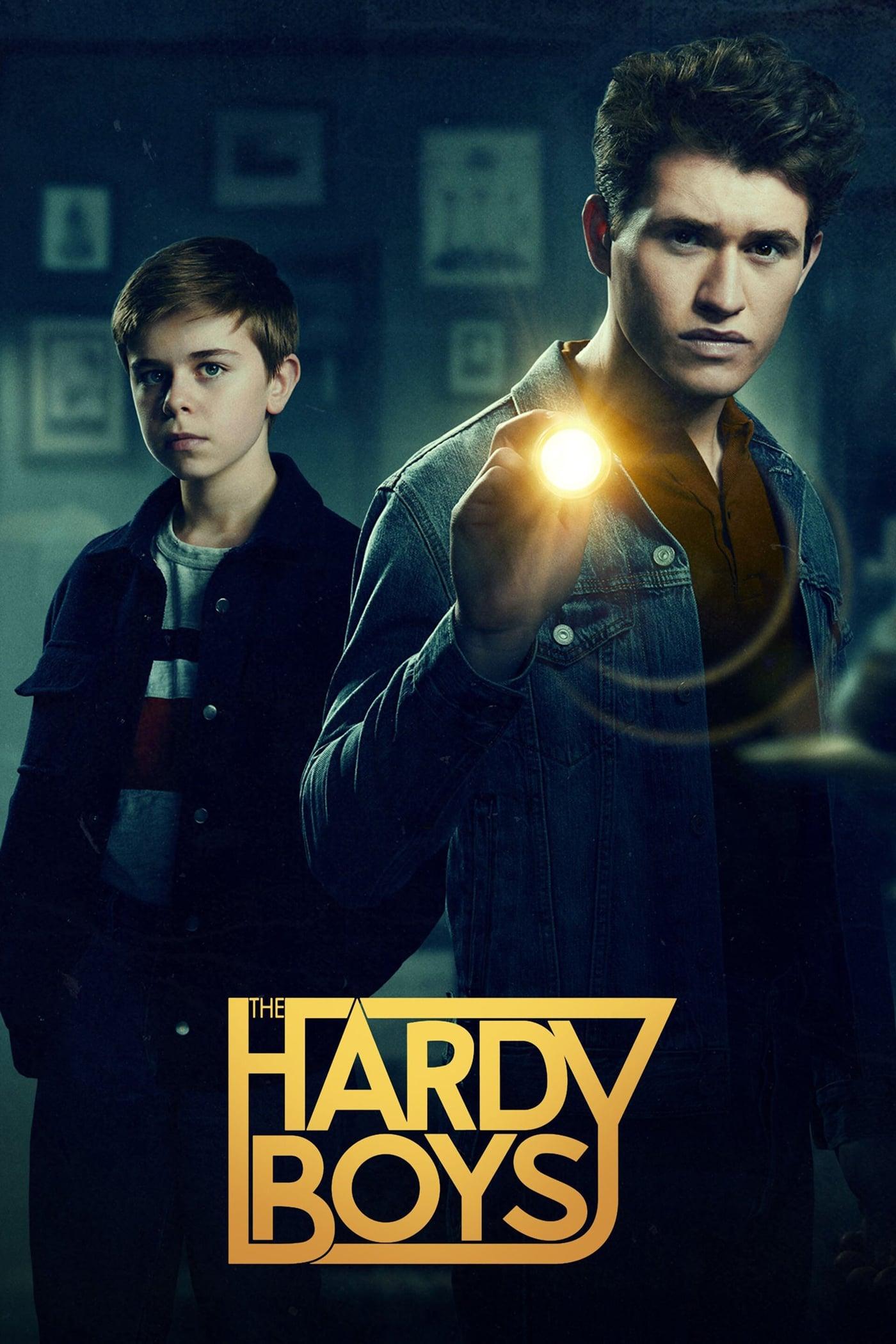 دانلود سریال The Hardy Boys با دوبله فارسی