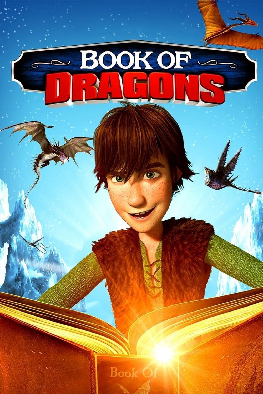 دانلود انیمیشن Book of Dragons 2011 با دوبله فارسی