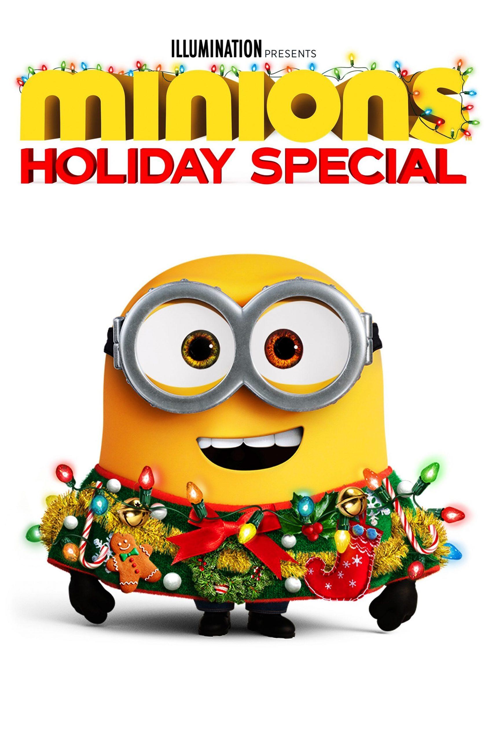 دانلود انیمیشنMinions Holiday Special 2020