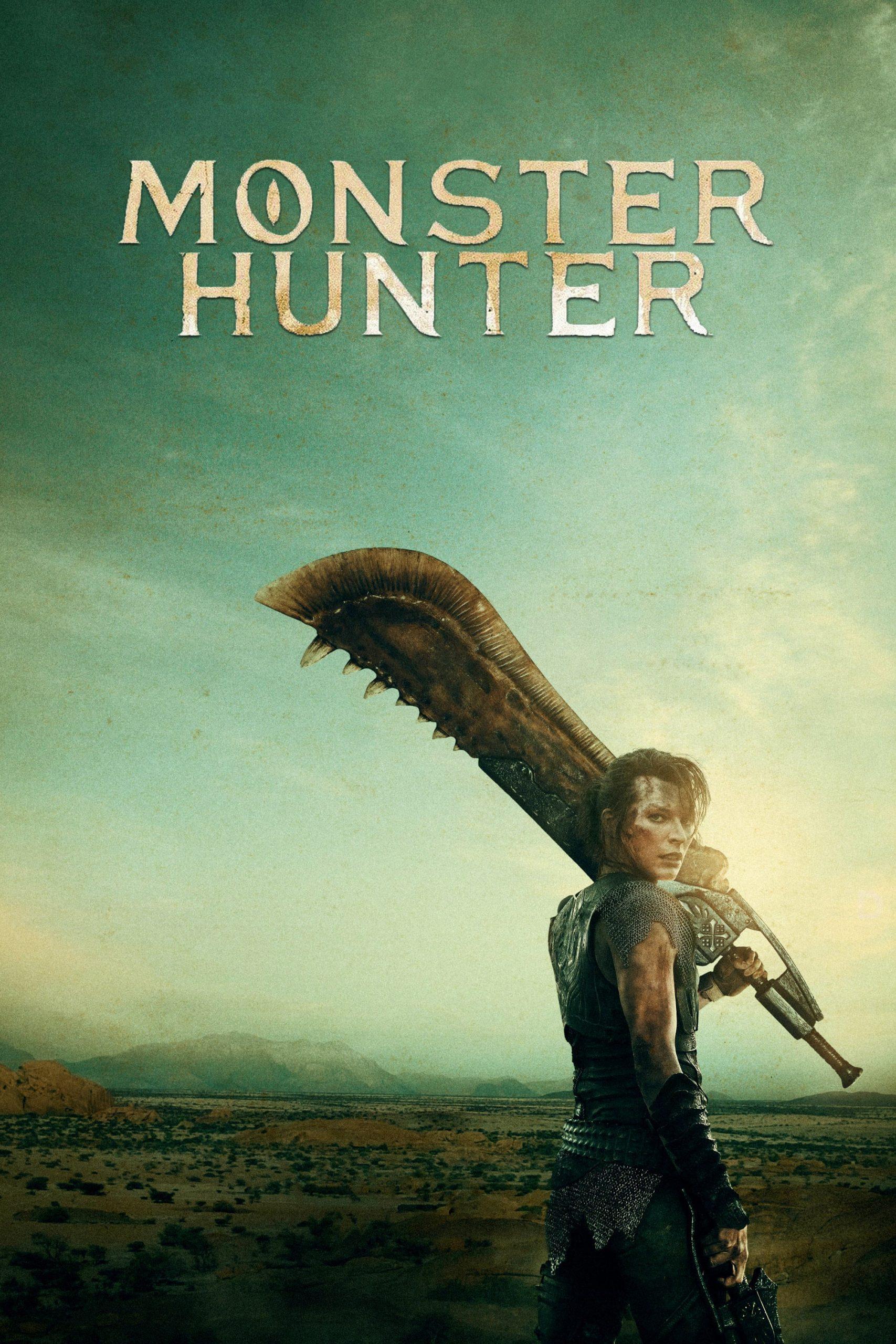 دانلود فیلمMonster Hunter 2020 با دوبله فارسی