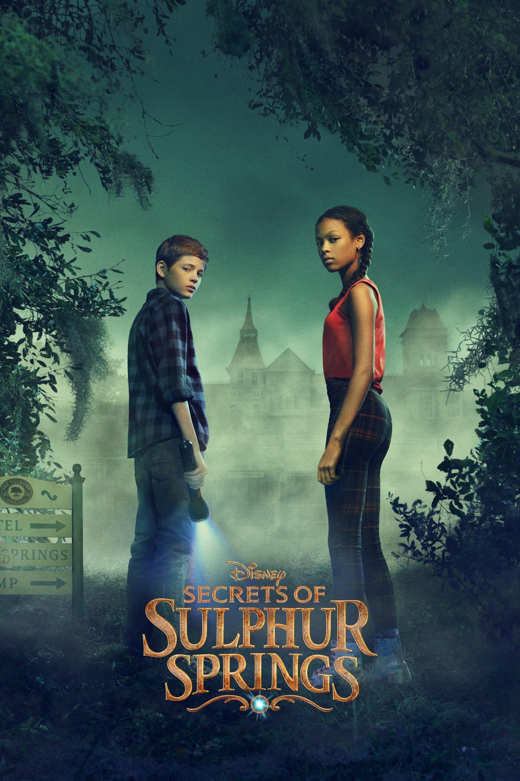 دانلود سریال Secrets of Sulphur Springs