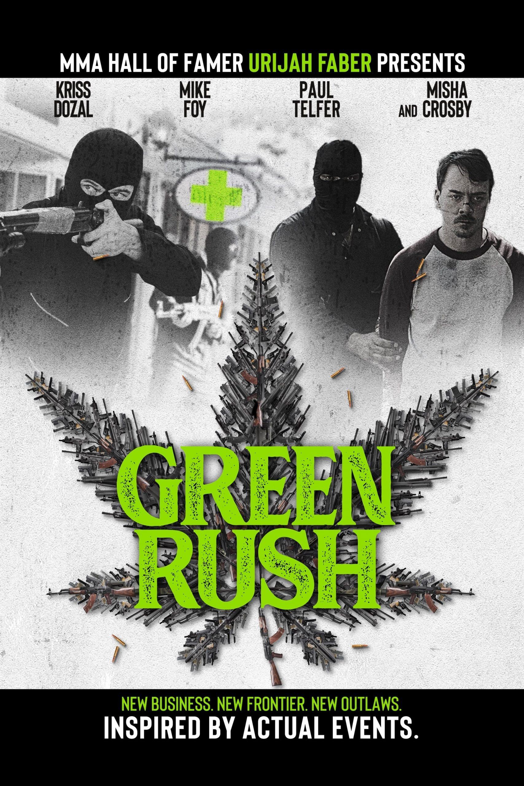دانلود فیلم Green Rush 2020