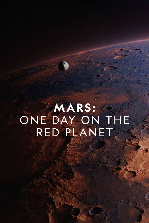 دانلود فیلم Mars: One Day on the Red Planet 2020