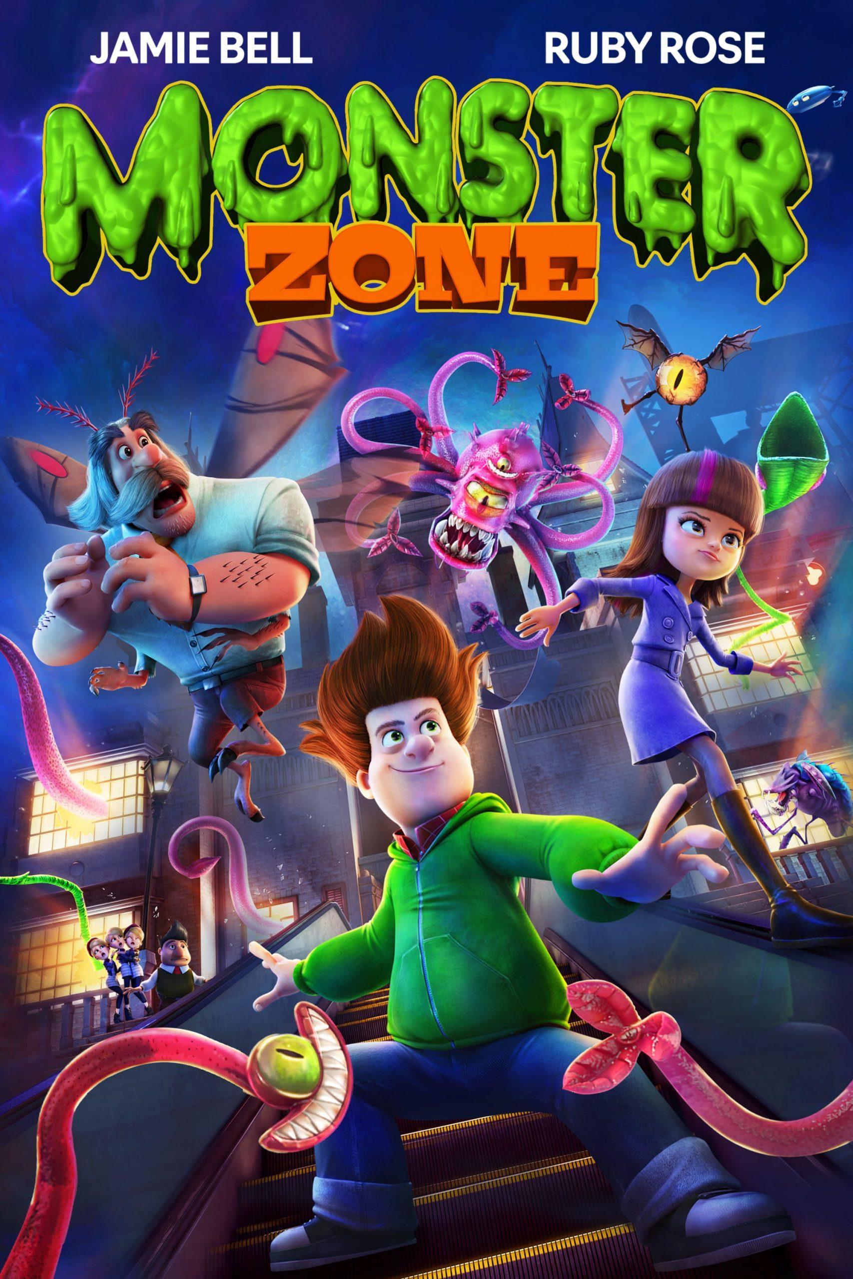دانلود انیمیشن Cranston Academy: Monster Zone 2020 با دوبله فارسی