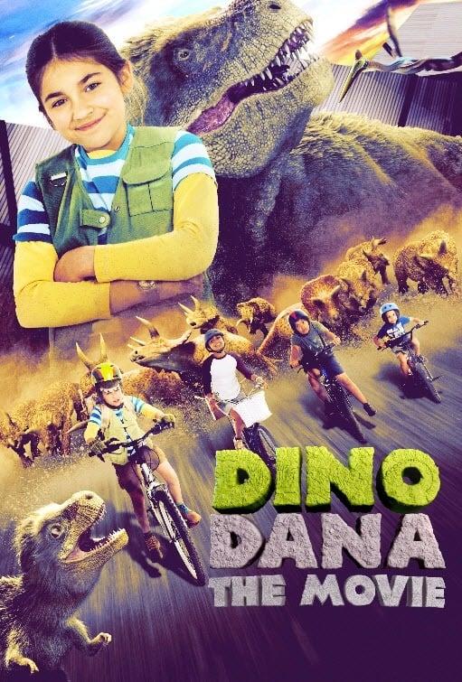 دانلود فیلمDino Dana: The Movie 2020 با دوبله فارسی