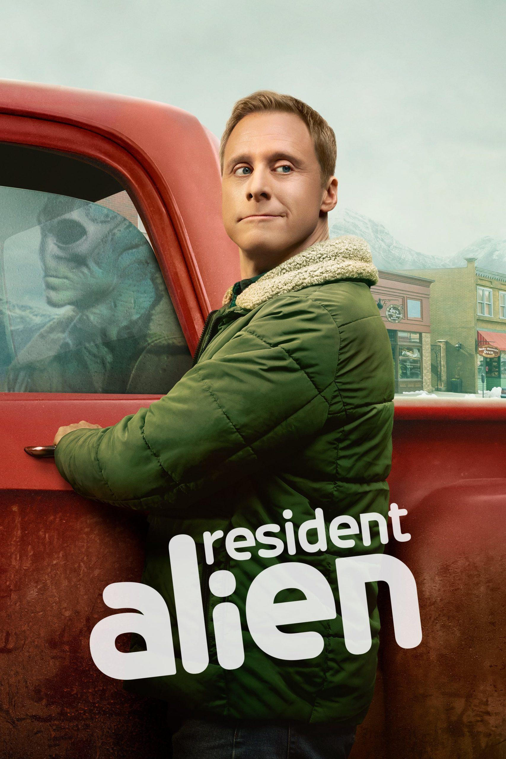دانلود سریال Resident Alien
