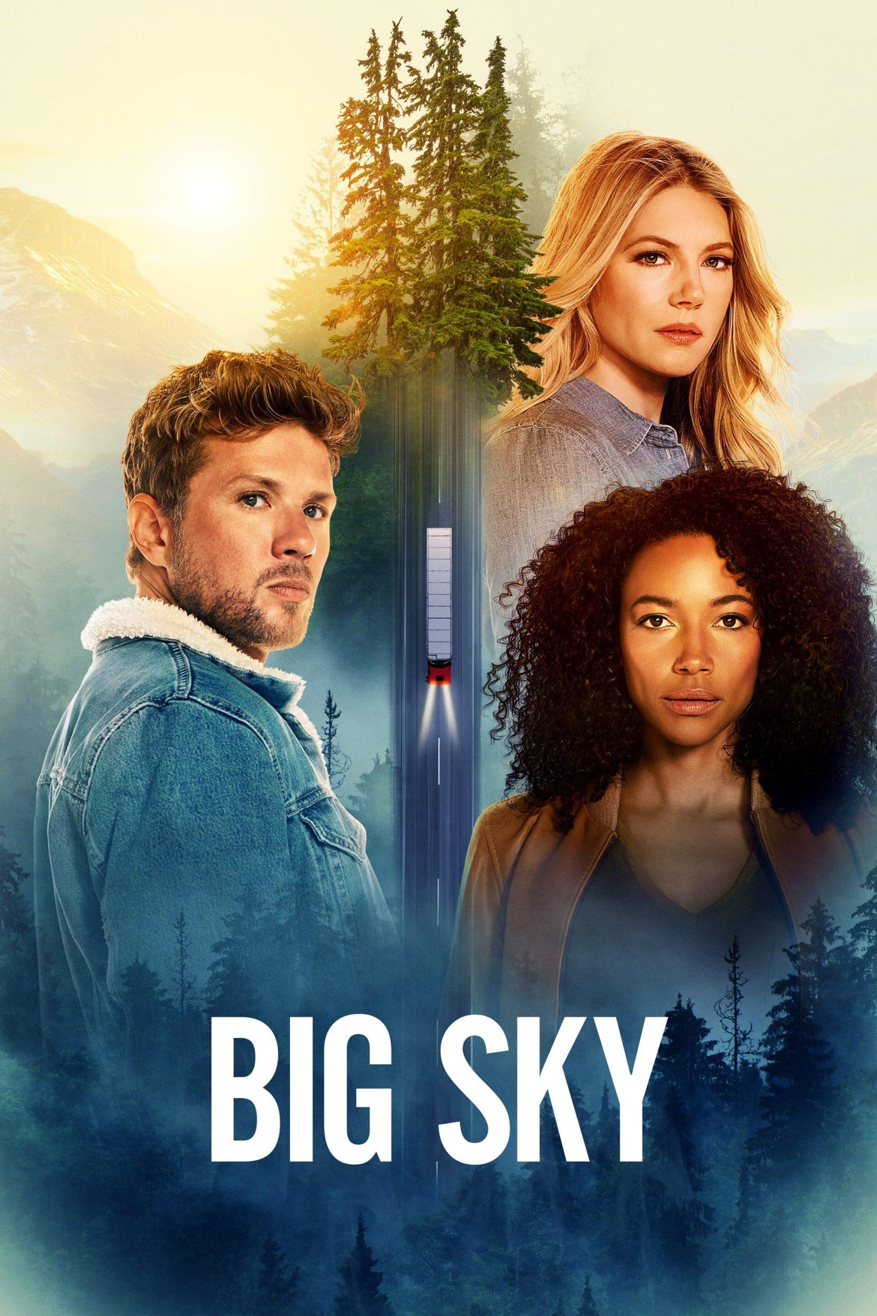 دانلود سریال Big Sky با دوبله فارسی