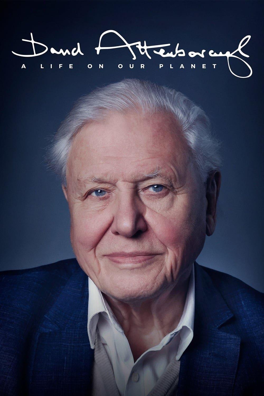 دانلود فیلمDavid Attenborough: A Life on Our Planet 2020 با دوبله فارسی