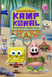 دانلود انیمیشن سریالیKamp Koral: SpongeBob's Under Years با دوبله فارسی