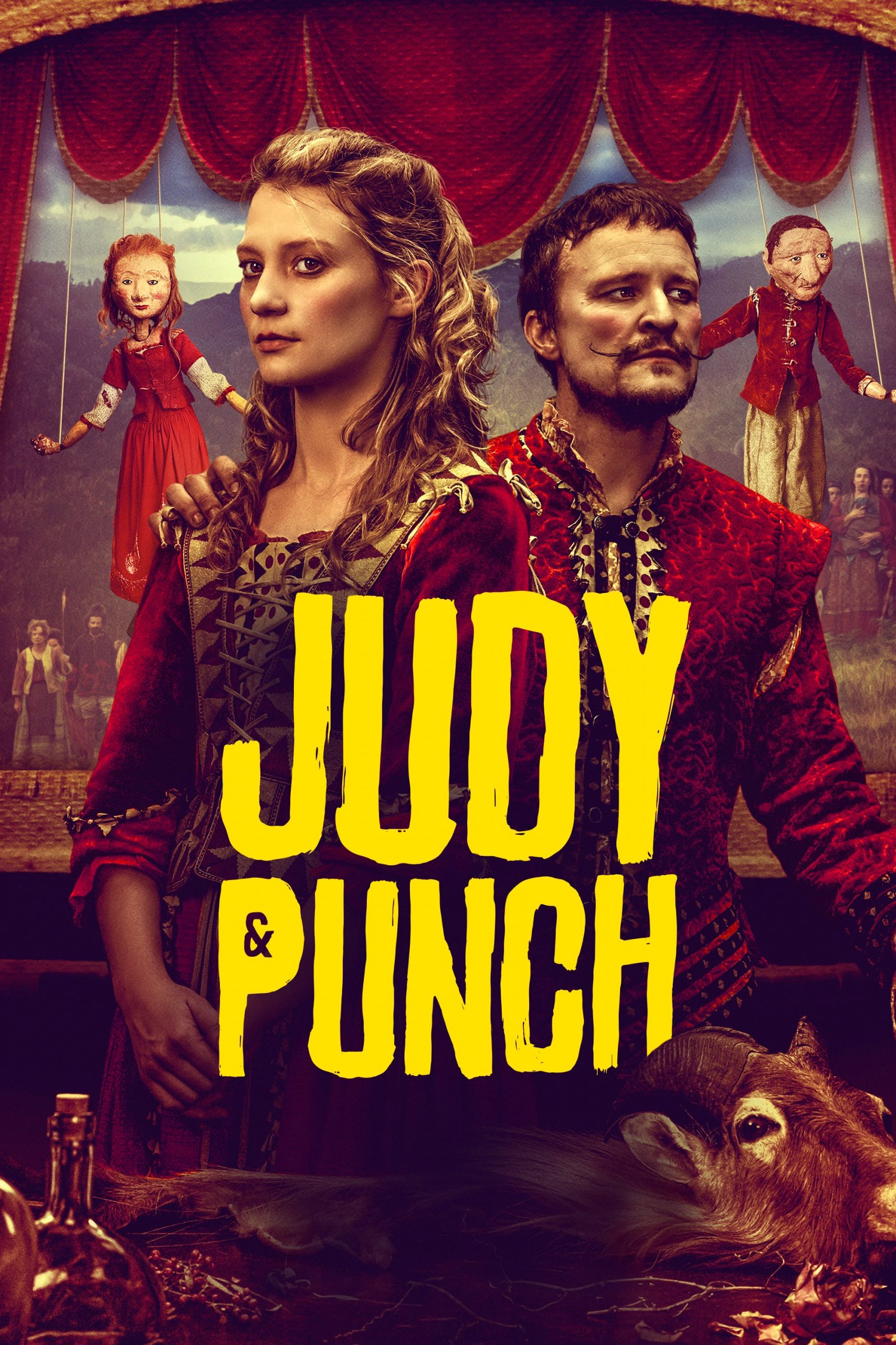 دانلود فیلم Judy & Punch 2019