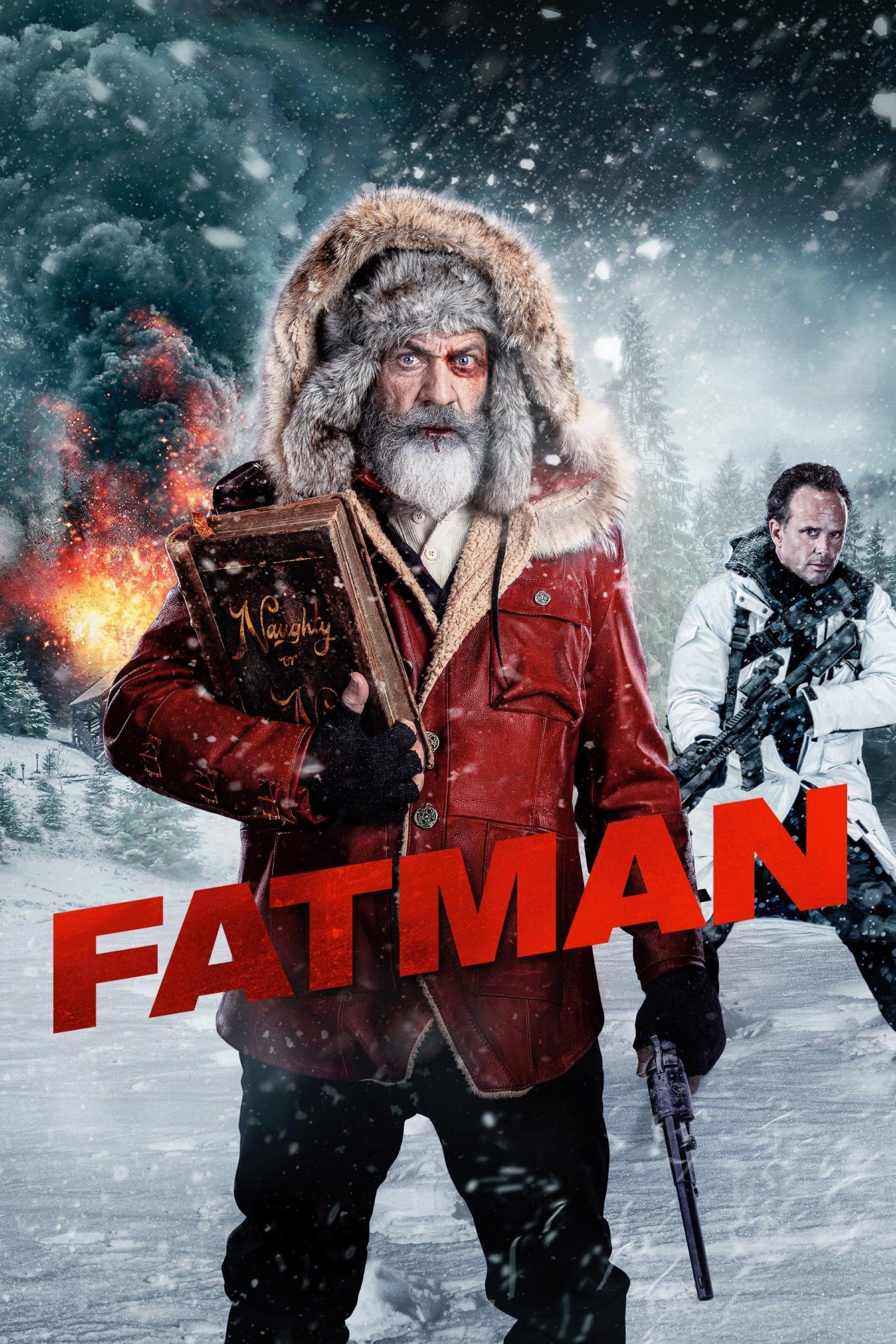 دانلود فیلمFatman 2020 با دوبله فارسی