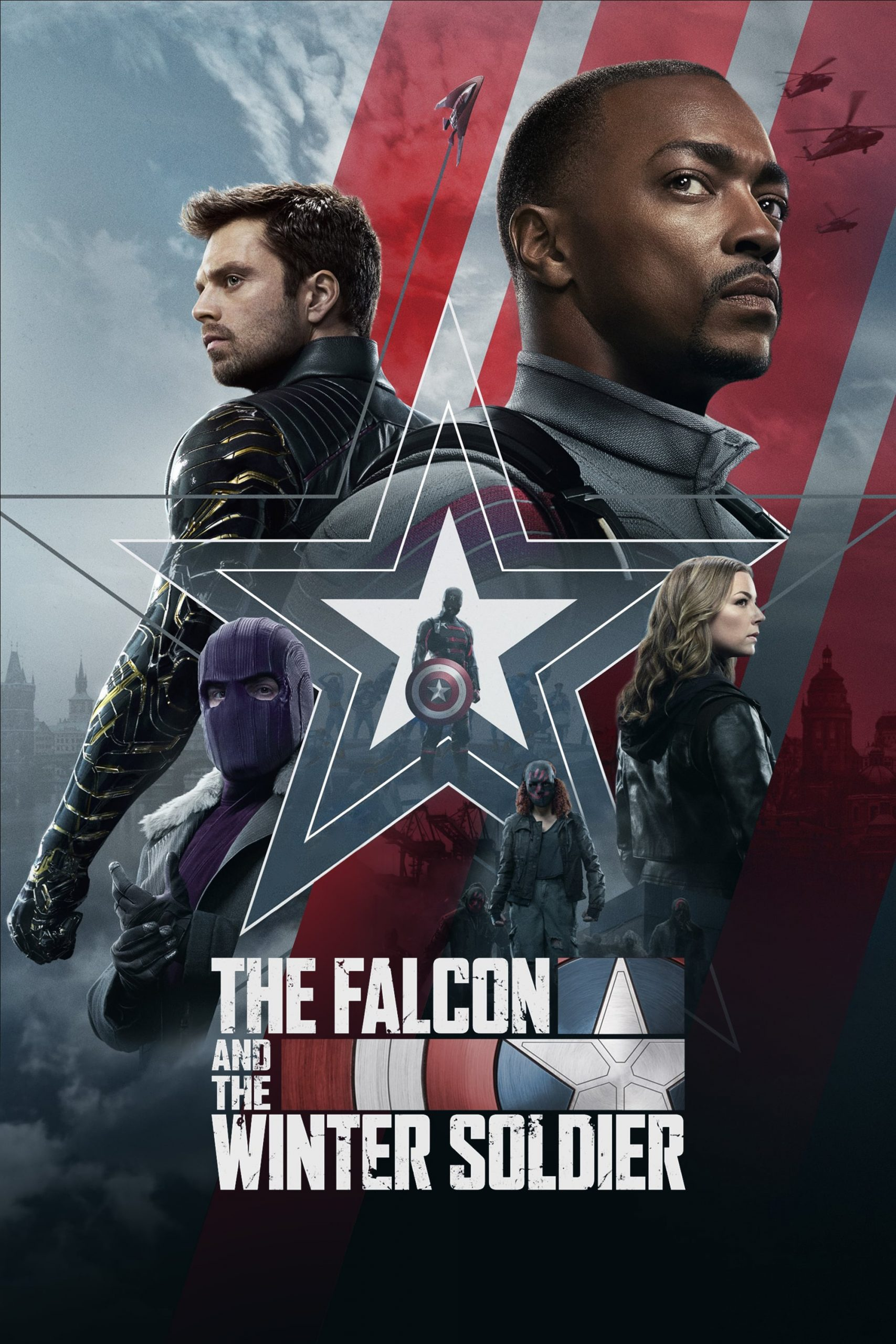 دانلود سریال The Falcon and the Winter Soldier