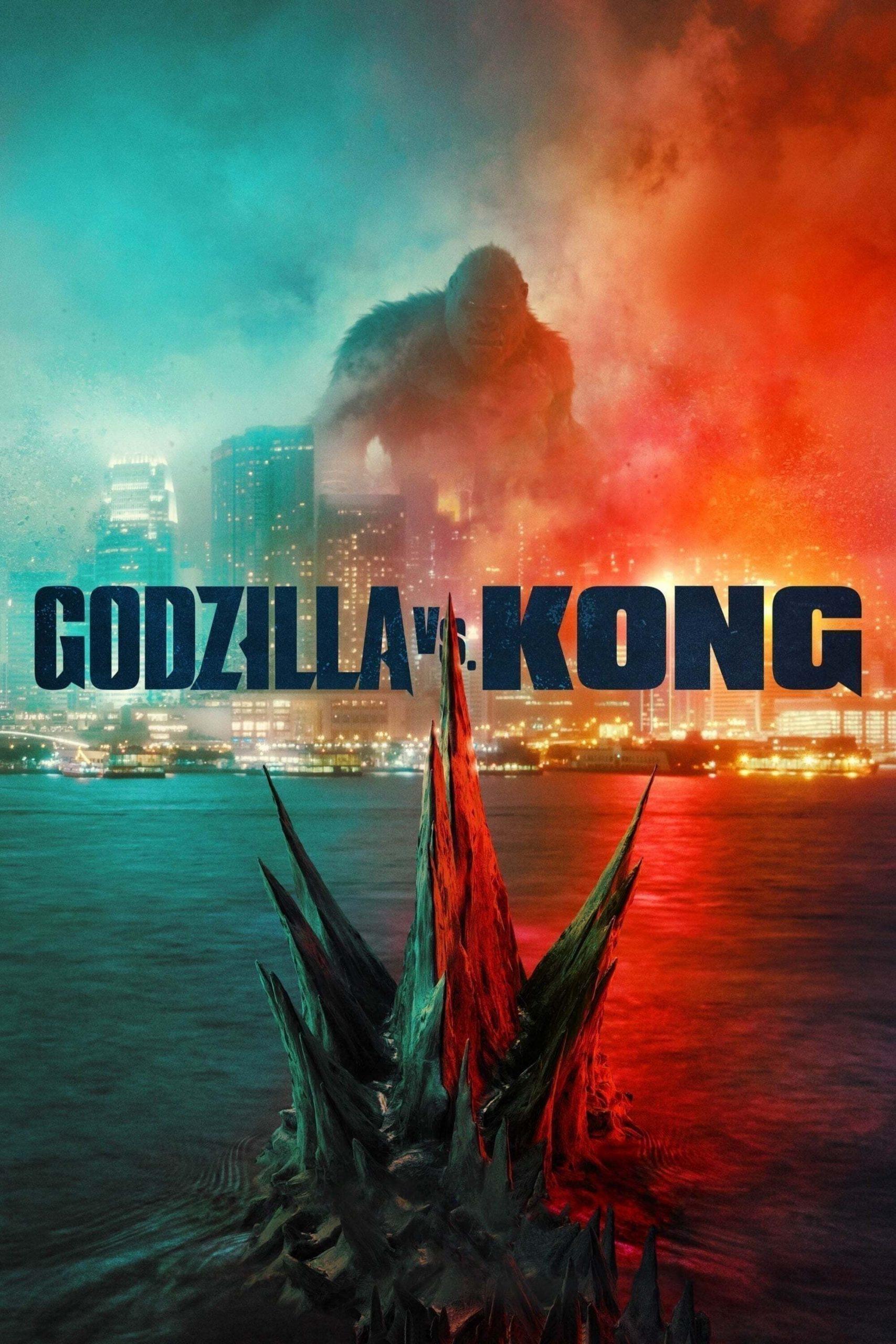 دانلود فیلمGodzilla vs. Kong 2021 با دوبله فارسی