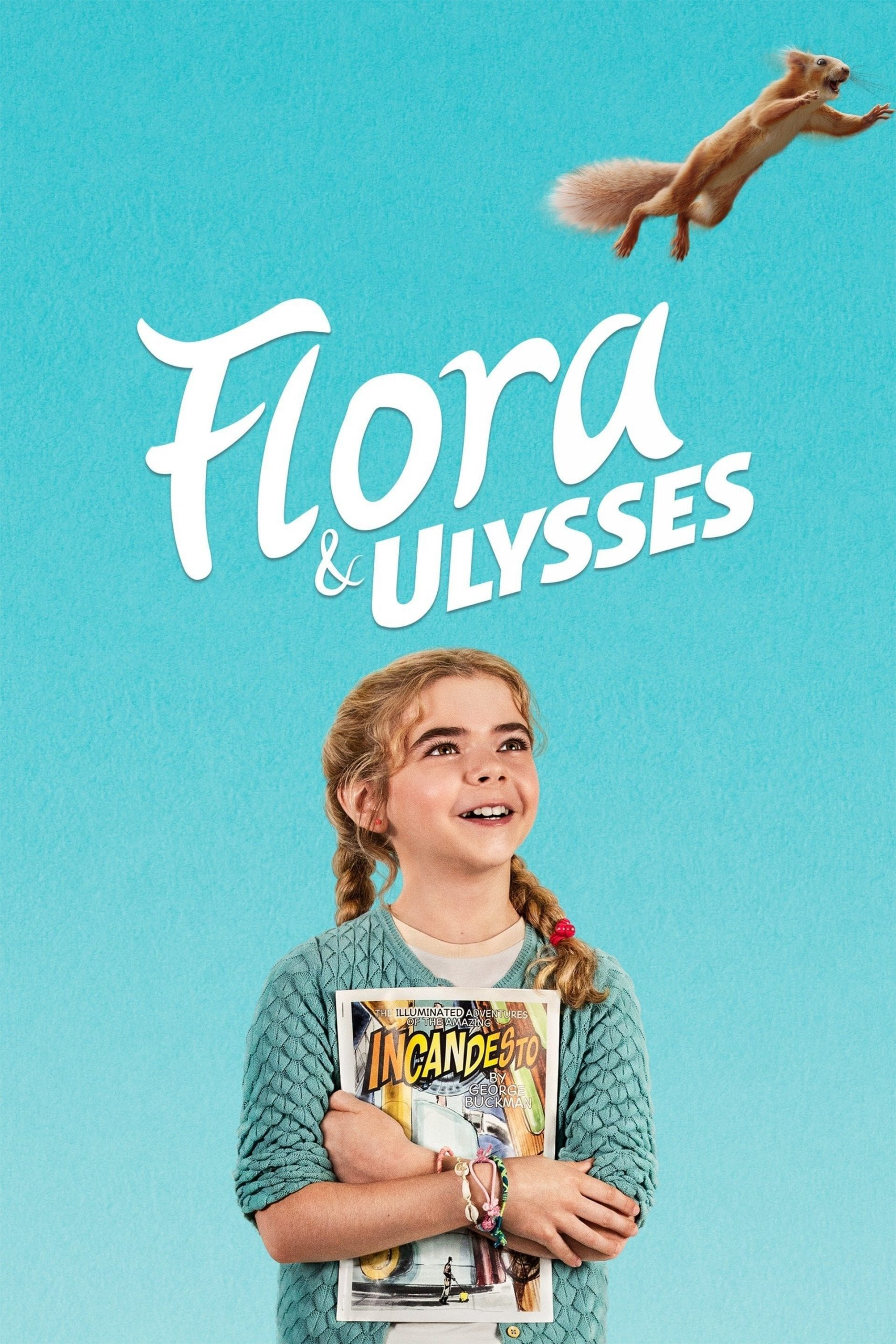 دانلود فیلمFlora and Ulysses 2021 با دوبله فارسی