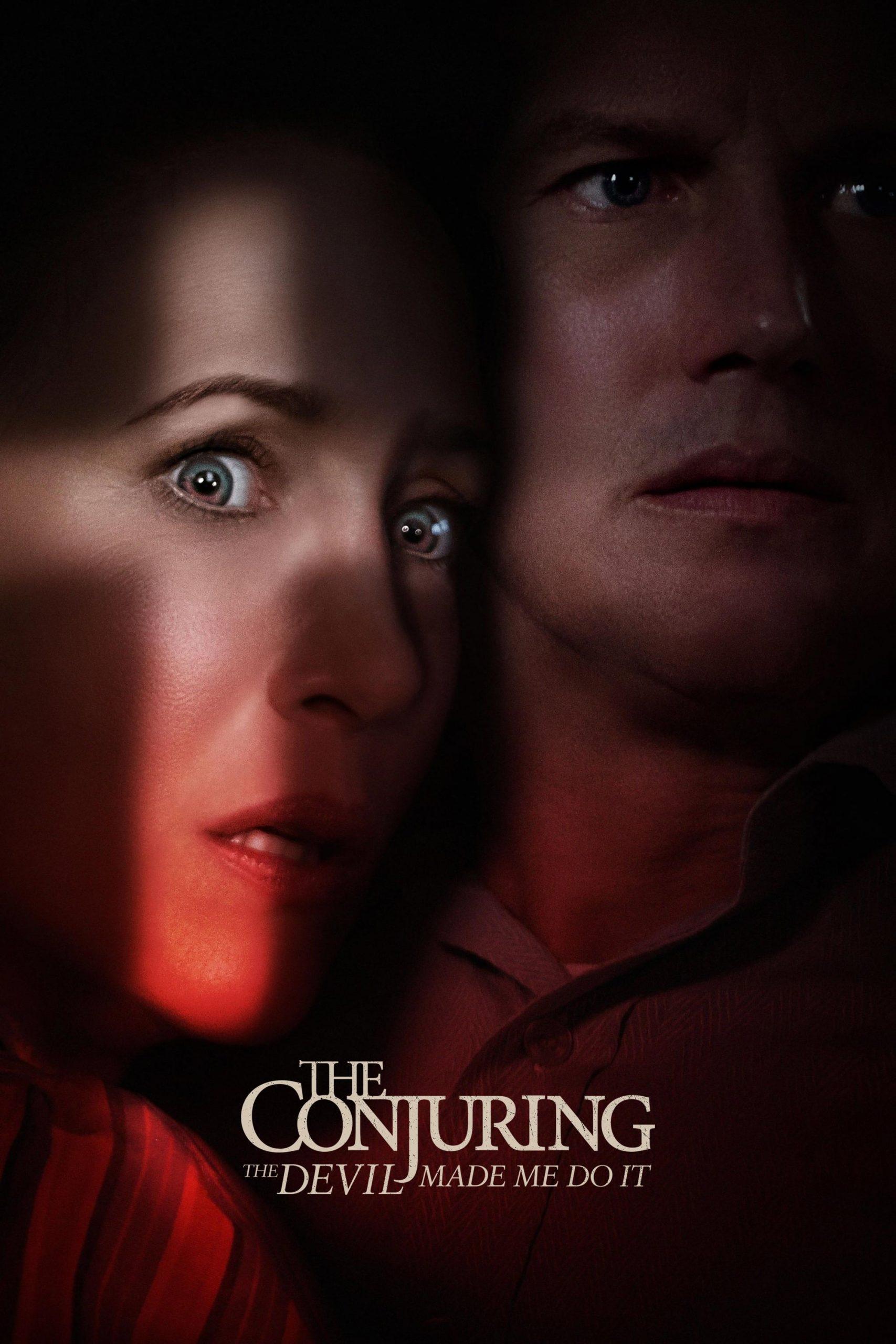 دانلود فیلم The Conjuring: The Devil Made Me Do It 2021 با دوبله فارسی