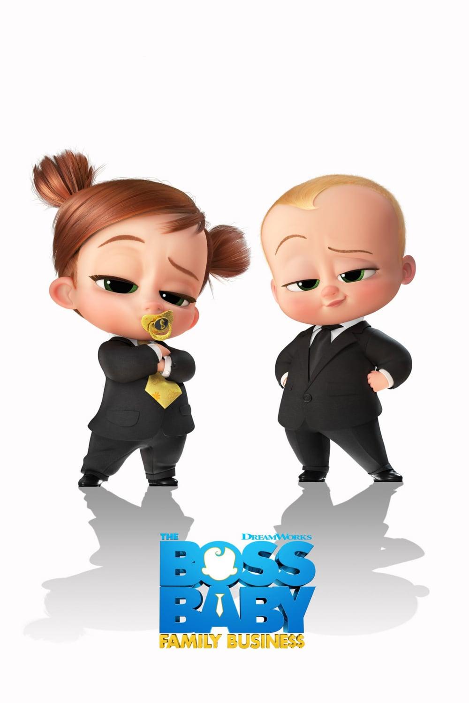 دانلود انیمیشنThe Boss Baby: Family Business 2021 با دوبله فارسی